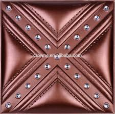 3d Wall Panel Carved 3d Leather Wall Panel Interior Wall Paneling Faux Leather
