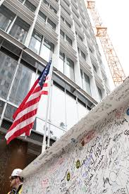 Meaning Of Hawaiian Flag San Francisco U0027s Tallest Building The Salesforce Tower Puts Final