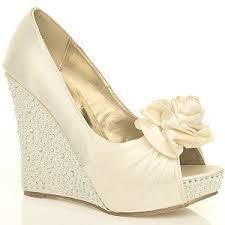 wedding shoes platform platform wedding shoes the wedding specialiststhe wedding