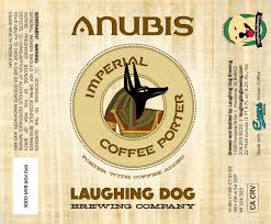 Laughing Dog Anubis Imperial Coffee Porter