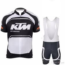 mtb jackets sale ktm 2018 men cycling jersey set pro team mtb coolmax cycling pad