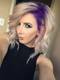 gray hair color trend 2015 17 stylish hair color designs purple hair ideas to try popular