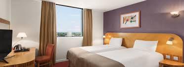 Two Twin Beds by Accessible Hotel Rooms In Coventry Uk Ramada Coventry