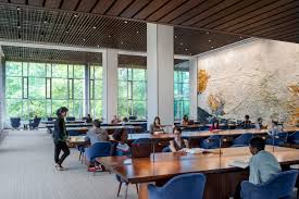lighting for reading room moelis family grand reading room and tlp featured in architectural