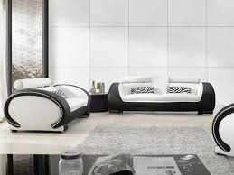 perfect white walls and black furniture about 10934 homedessign com