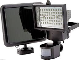 led solar security light 60 led solar floodlights motion sensor light sensor outdoor home
