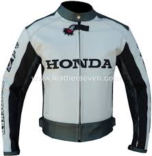 motorcycle leathers honda joe rocket white leather motorbike biker racing jacket