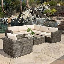 Sunbrella Patio Chairs by Amazon Com Sunbrella Fabric Outdoor Patio Furniture Wicker