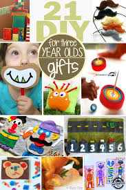21 gifts for 3 year olds activities