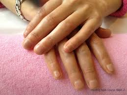 shellac healthy nails course