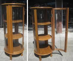 Oak Curio Cabinets Contemporary Curio Cabinets Tags 32 Remarkable Contemporary