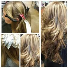 hair color and foil placement techniques i like this foil highlight technique def going to try this
