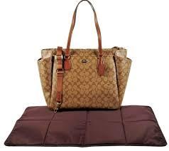 coach signature bag msrp 495 brown bag on tradesy