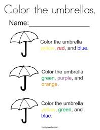 twisty noodle coloring pages color the umbrellas coloring page twisty noodle