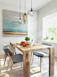 applying scandinavian dining room designs completed with perfect