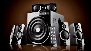 home theater with fm radio f u0026d f6000 5 1 home theater speakers bass test review youtube