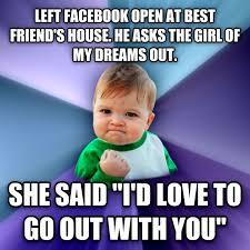 Open House Meme - livememe com success kid