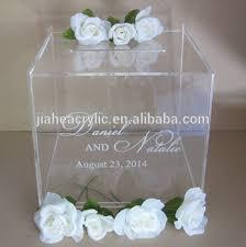 wedding gift envelope clear acrylic wedding gift envelope box buy wedding gift
