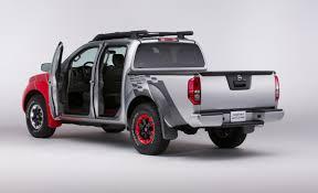 nissan frontier custom nissan unveils frontier diesel runner concept truck autoevolution