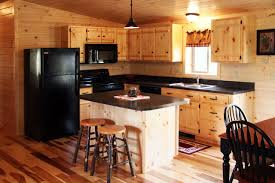 Hickory Kitchen Cabinet by Rustic Hickory Kitchen Cabinets Of Useful Tips For Applying