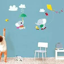 stickers pour chambre fille stickers arbre chambre enfant 6 stickers muraux decoration stickers