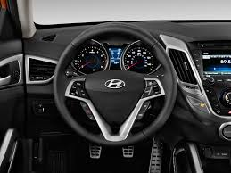 nissan veloster black image 2012 hyundai veloster 3dr coupe man w black int steering