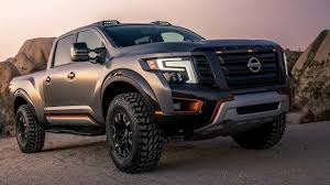 nissan titan diesel release nissan titan warrior concept ready for anything nissan u0027s big