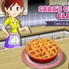 jeux de cuisiner jeu tarte à la rhubarbe cuisine de gratuit sur wikigame