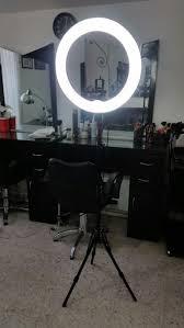 makeup artist light led l ring light the best lighting for photo makeup