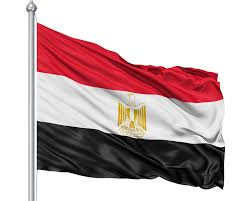 Flag With 2 Red Stripes And 1 White Egypt Flag Colors Meaning And Symbolism