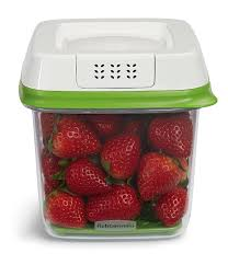 amazon com rubbermaid freshworks produce saver food storage