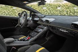 lamborghini inside 2017 the lamborghini huracan performante at imola