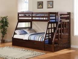 Bunk Bed With Storage Stairs Loft Bed With Storage Stairs Foter