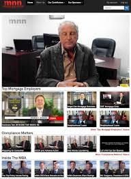 Design Home Media Network Mortgage News Network Weaving Media Design