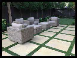 concrete ideas for your backyard