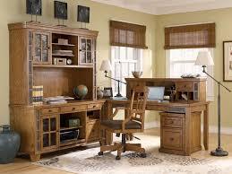 Rustic Desk Furniture Home Interior White Themed Home Office Inside London Loft Modern