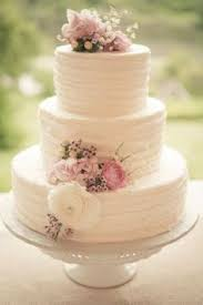wedding cake pictures wedding cakes with horizontal knife strokes with santa barbara style