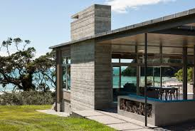 langs cove house nz by bossley architects coastal architecture