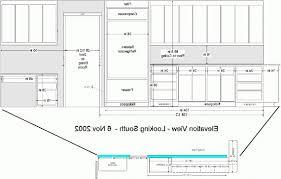 Upper Kitchen Cabinet Height Kitchen Cabinet Height Standard Kitchen Decoration
