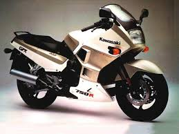 kawasaki gpx 750r with electric motor 2 wheeler world
