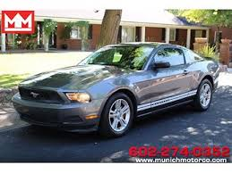 2010 Black Ford Mustang 2010 Ford Mustang For Sale With Photos Carfax