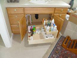 amazing pull out drawers for bathroom vanity new cabinet organizer