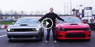dodge charger vs challenger dodge charger vs challenger difference between both srt hellcat