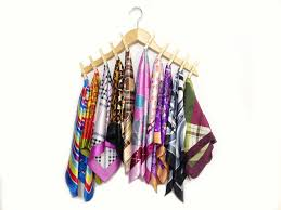 how to organize scarves quick u0026 easy youtube
