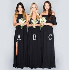 black bridesmaid dresses black bridesmaid dresses mixed bridesmaid dresses mismatched