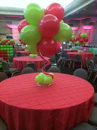 Pink Balloon Decoration Ideas 8 Best 15 ños Images On Pinterest Baby Shower Balloons