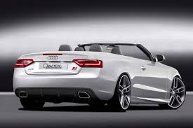 New Audi A5 Release Date Caractere Styling Kit For Audi A5 Cabrio