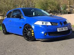 renault megane 2006 2006 renault megane sport f1 team modified 281bhp not vxr st mps