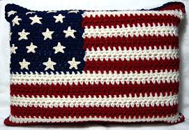 How To Draw A Waving Flag Crochet American Flag Free Patterns