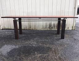Farmhouse Patio Table by The Bbq Pub Table Reclaimed Wood Farmhouse Dining Table Patio